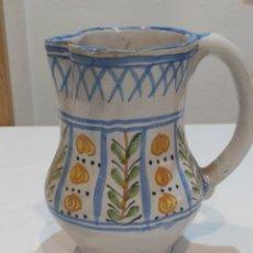 Antigüedades: ESPECTACULAR JARRA ANTIGUA DE MANISES. Lote 267363934