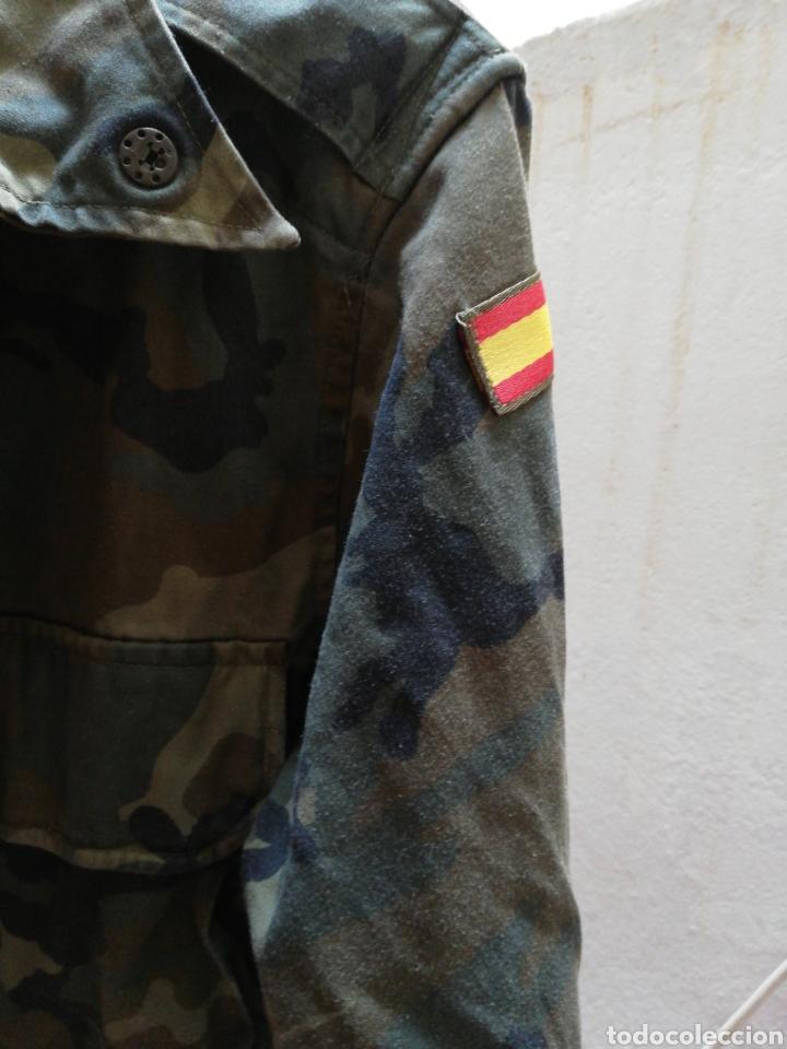 Antigüedades: Camisola militar original - Foto 2 - 267437844