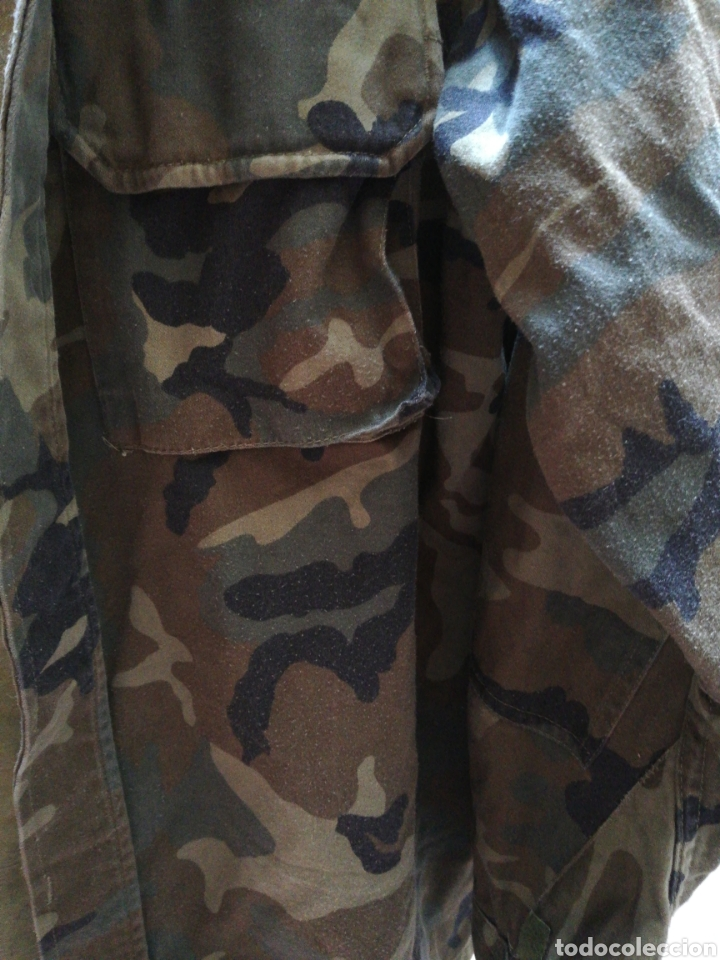 Antigüedades: Camisola militar original - Foto 3 - 267437844
