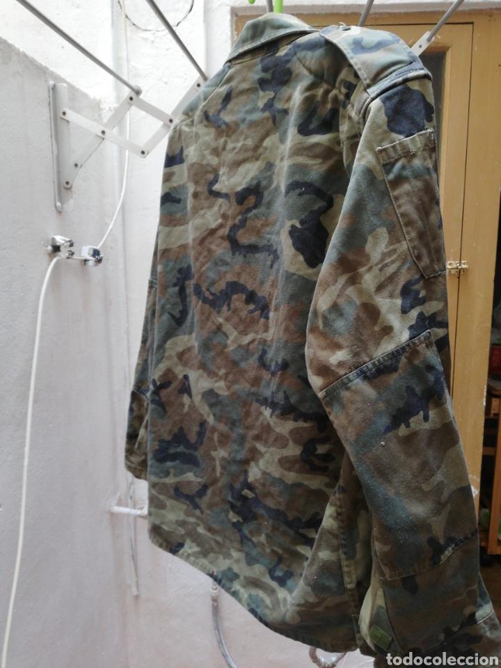 Antigüedades: Camisola militar original - Foto 6 - 267437844