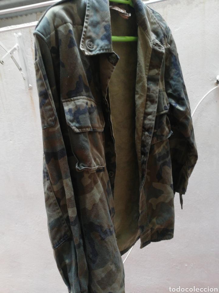 Antigüedades: Camisola militar original - Foto 7 - 267437844