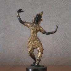Antigüedades: FIGURA TAILANDESA. Lote 267439014