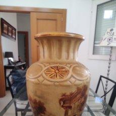 Antigüedades: JARRÓN ANTIGUO DE AUTOR. Lote 267455609