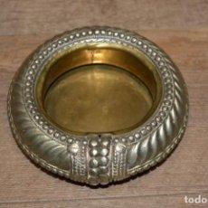 Antigüedades: VACIA BOLSILLOS DE BRONCE ETNICO. Lote 267512634
