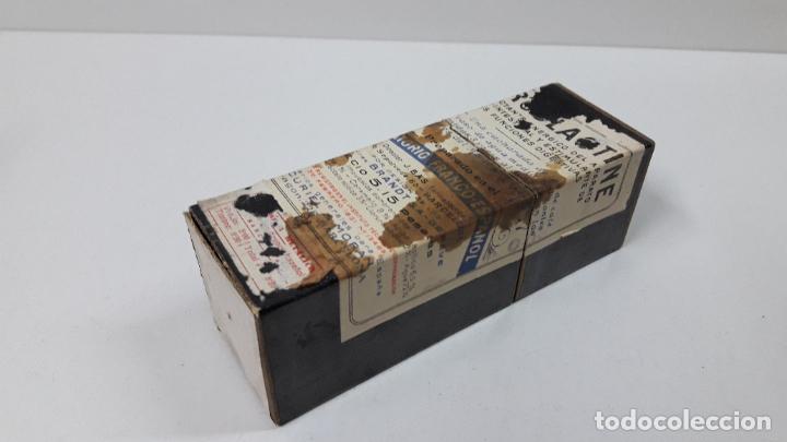 Antigüedades: ANTIGUO MEDICAMENTO SARCOLACTINE ( FUNCIONES DIGESTIVAS ) . LABORATORIO FRANCO - ESPANOL - Foto 5 - 267539349