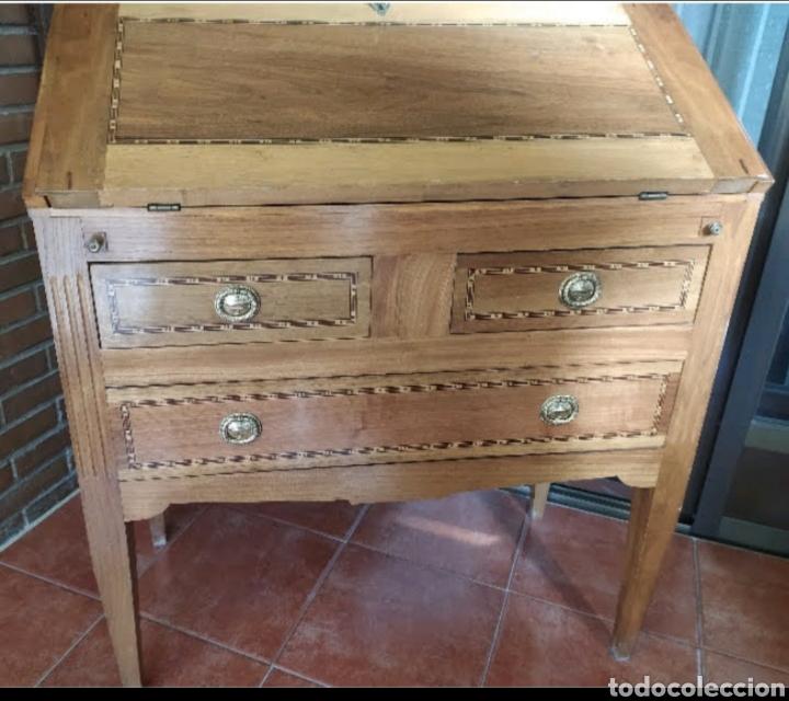 Antigüedades: Bureau Carlos IV - Foto 3 - 267592159