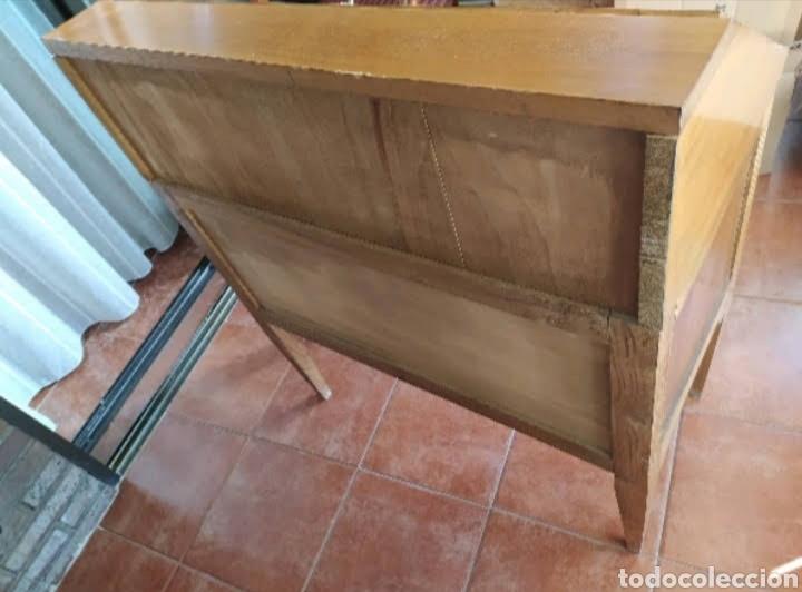Antigüedades: Bureau Carlos IV - Foto 5 - 267592159
