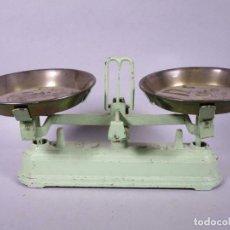 Antigüedades: BALNZA ANTIGUA 5 KG, APROX. 45 CM L ART DECÓ. Lote 267909024