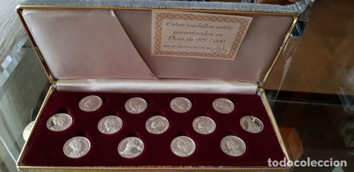 ARRAS MATRIMONIALES EN PLATA 925/000 (Antigüedades - Platería - Plata de Ley Antigua)