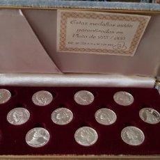 Antigüedades: ARRAS MATRIMONIALES EN PLATA 925/000. Lote 268001179