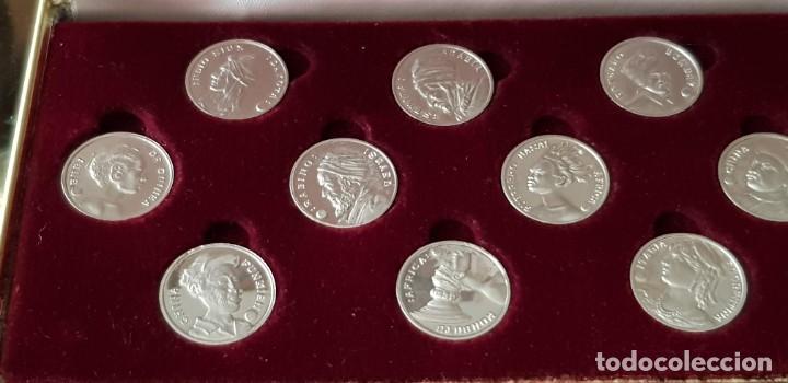Antigüedades: Arras matrimoniales en plata 925/000 - Foto 3 - 268001179
