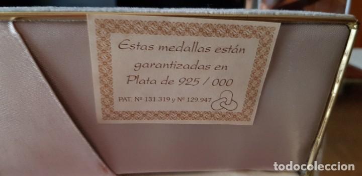 Antigüedades: Arras matrimoniales en plata 925/000 - Foto 5 - 268001179