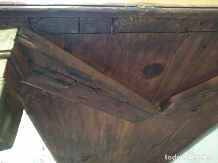 Antigüedades: Cómoda antigua - Foto 8 - 268032454