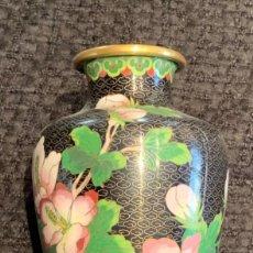Antiquités: JARRÓN PORCELANA CHINA. Lote 268115324