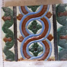 Antigüedades: AZULEJO ANTIGUO (TRIANA). Lote 268123794