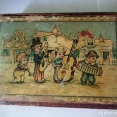 Antigüedades: CAJA JOYERO DE MADERA PARA RESTAURAR. Lote 268158314