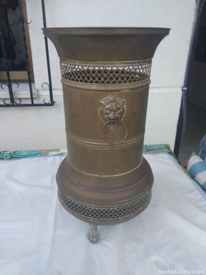 Antigüedades: Paragüero - Foto 3 - 268178394