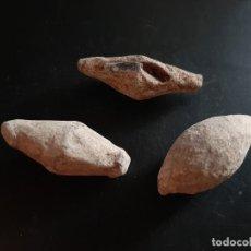 Antigüedades: BALAS DE HONDA ROMANAS. GLANDES ROMANOS... Lote 268254374