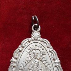 Antigüedades: GRAN MEDALLA VIRGEN DE LA CABEZA ANDUJAR. Lote 268287484