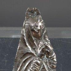 Antigüedades: EXBOTO EN PLATA PUBILLA SIGLO XIX. Lote 268453194