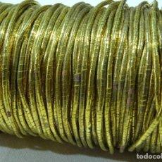 Oggetti Antichi: BOBINA HILO DE ORO. Lote 268573559