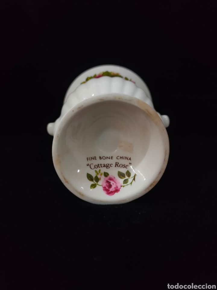 Antigüedades: Jarroncito de porcelana - Foto 5 - 268745084