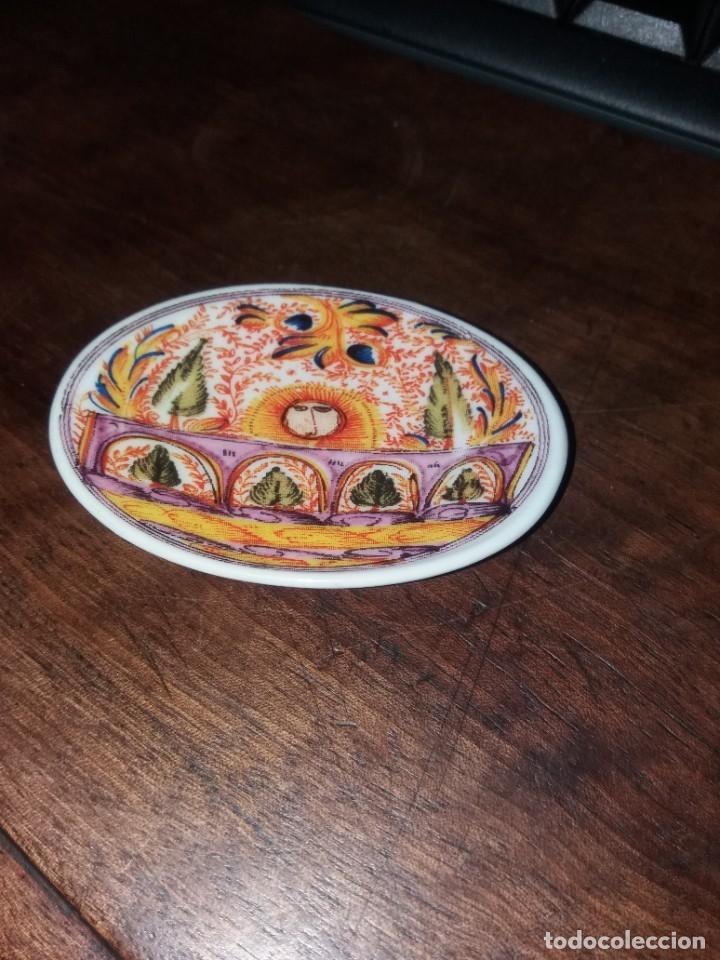 FURENTECITA DE PORCELANA ITALIANA (Antigüedades - Porcelanas y Cerámicas - Otras)