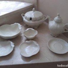 Antigüedades: PIEZAS PORCELANA BIDASOA. Lote 268845164
