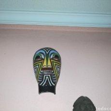 Antigüedades: MÁSCARA ESCUELA UBEDA. Lote 268885264