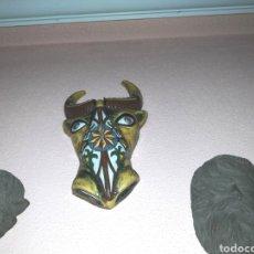 Antigüedades: MÁSCARA UBEDA. Lote 268885409