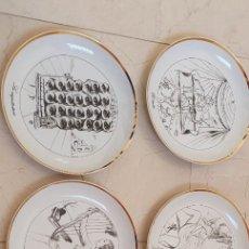 Antigüedades: COLECCIÓN LAS 7 ARTES DE DALI.. Lote 268901694