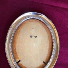 Antigüedades: GRAN MARCO DE PLATA DE LEY CON CONTRASTE. DIMENSIONES: 32X24 CM. Lote 268918779