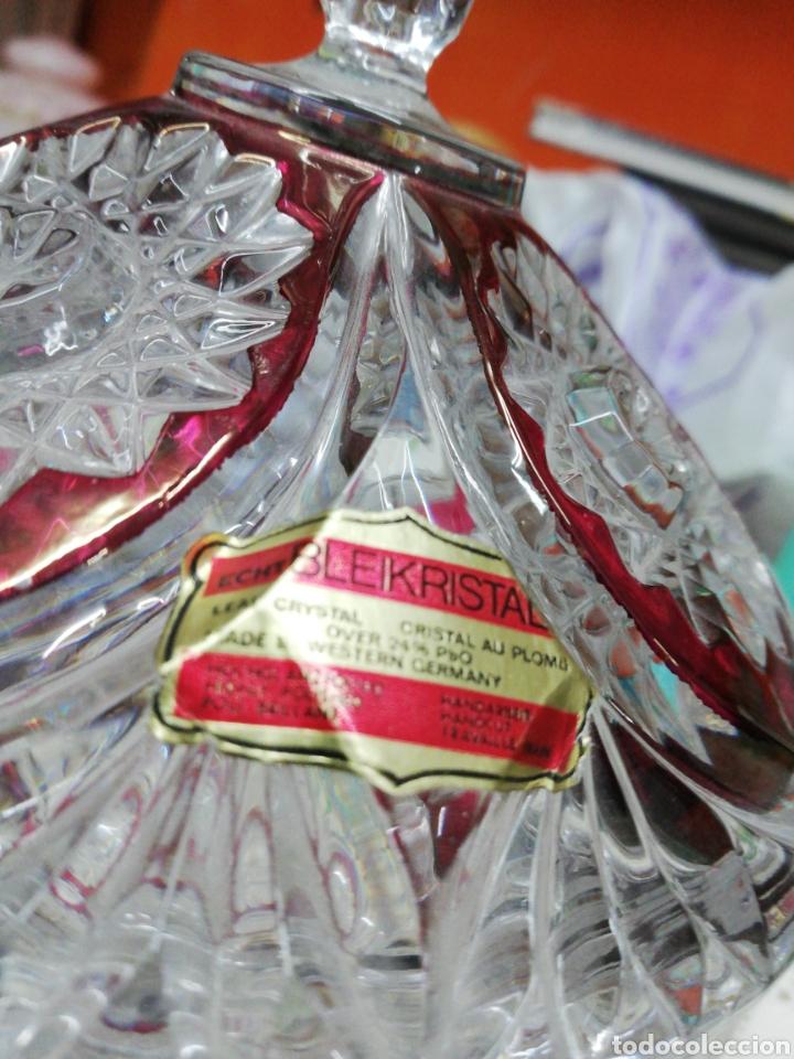 Antigüedades: Impresionante bombonera o caramelera - Foto 6 - 268931494