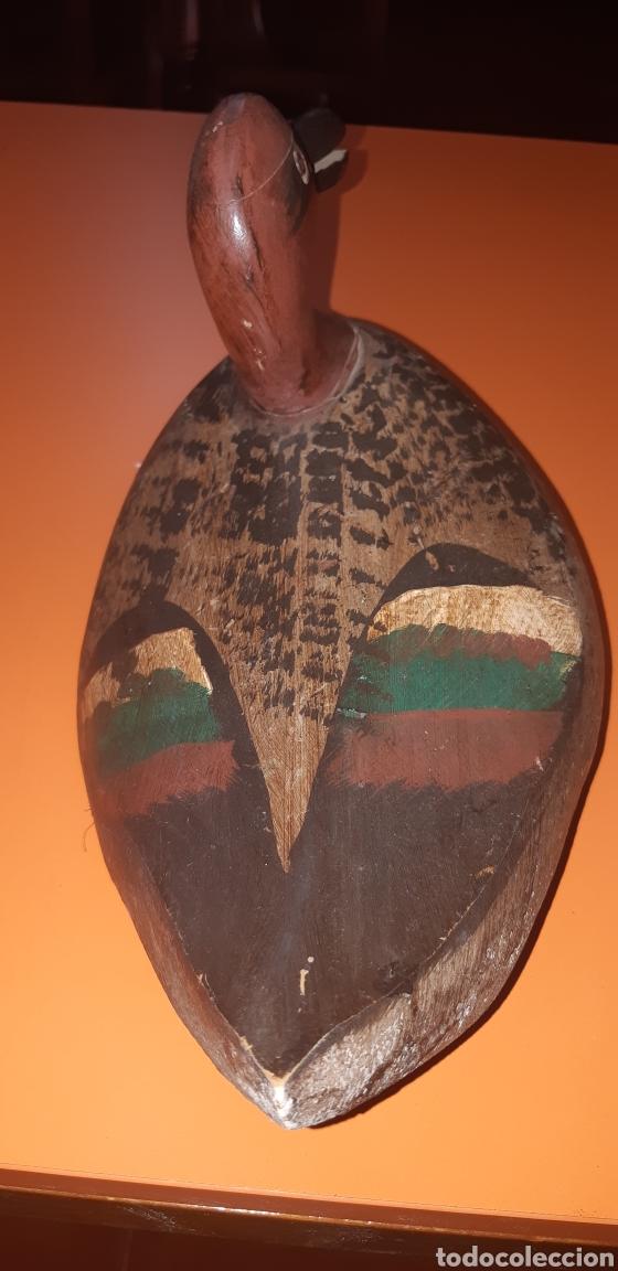 Antigüedades: Pato señuelo ingles, mediados sxx - Foto 3 - 268945929