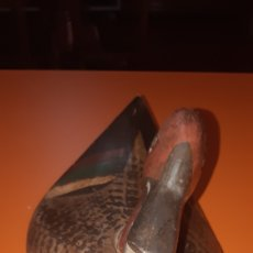Antigüedades: PATO SEÑUELO INGLES, MEDIADOS SXX. Lote 268945929