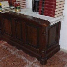 Antigüedades: BAÚL MADERA MACIZA. Lote 268948939