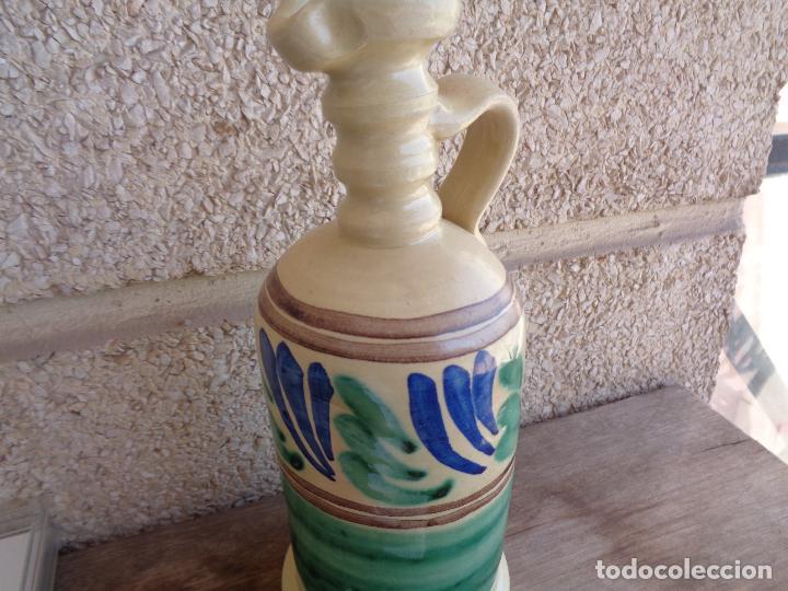 Antigüedades: CERÁMICA POPULAR. ACEITERA DE LUCENA - Foto 5 - 268956504