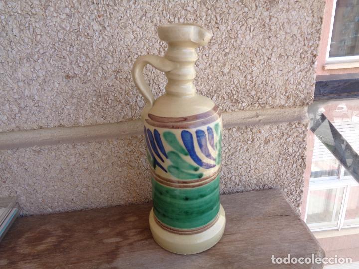 Antigüedades: CERÁMICA POPULAR. ACEITERA DE LUCENA - Foto 7 - 268956504
