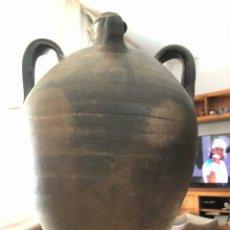 Antigüedades: ANTIGUO BOTIJO O CANTIR DE VERDU. Lote 268957969