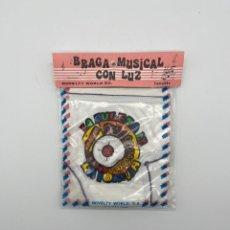 Antigüedades: ANTIGUA BRAGA MUSICAL CON LUZ. Lote 269008199
