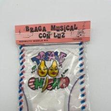Antigüedades: ANTIGUA BRAGA MUSICAL CON LUZ. Lote 269008559