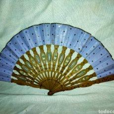 Antiguidades: PRECIOSO ABANICO 1850-1870S. Lote 269010784