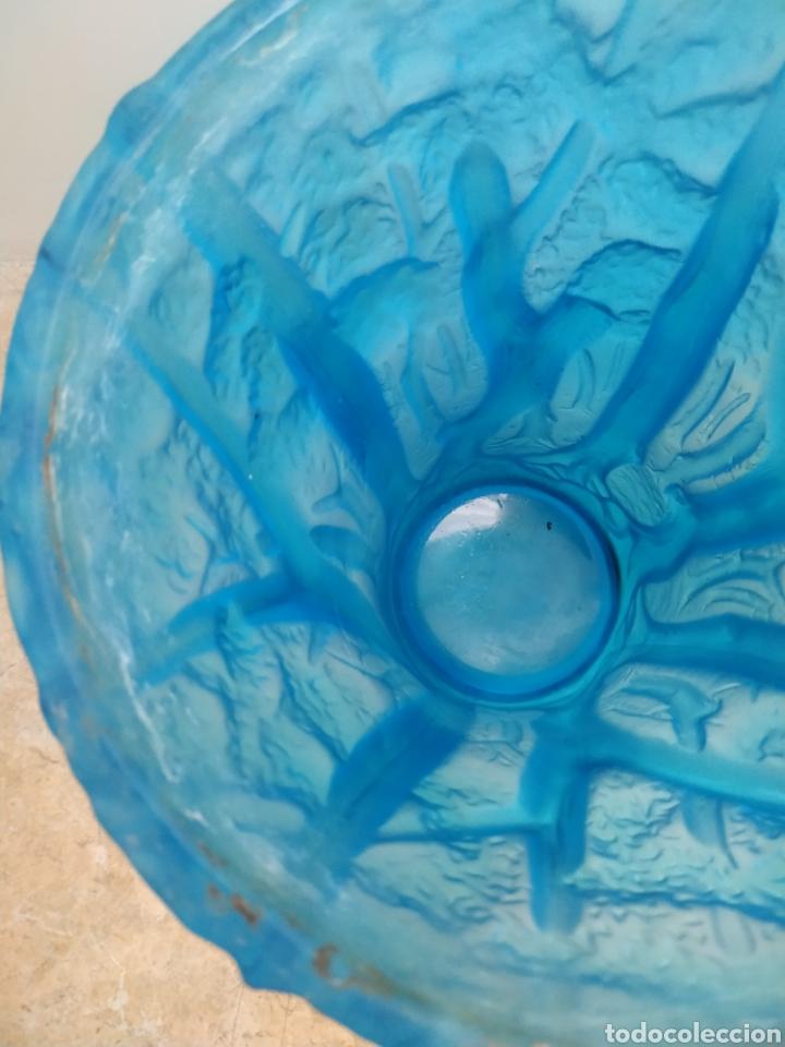 Antigüedades: GRAN JARRÓN CRISTAL ART DECO BAROLAC, JOSEF INWALD, LALIQUE, CHAMPANERA - Foto 7 - 269130108