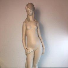 Antigüedades: FIGURA MUJER DESNUDA DE LLADRO. Lote 269165898