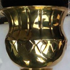 Antigüedades: PRECIOSA VASIJA DECORACION MEDIDAS 15,5 CM X 19 CM. Lote 269174168