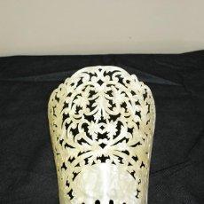 Antigüedades: PEINETA PARA MANTILLA SIMIL CAREY. Lote 269187826