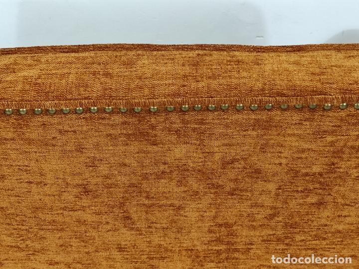 Antigüedades: Decorativo Tresillo - Sofá y Sillones - Tapicería Perfecta - Vintage - Años 50 - Foto 16 - 269220523