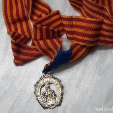 Antigüedades: ANTIGUA MEDALLA FIESTA DE LOS NIÑOS CALLE SAN VICENTE - VALENCIA. Lote 269226218