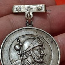 Antigüedades: SANTIAGO APOSTOL MEDALLA 1965 AÑO SANTO 4 CMS. Lote 269269798