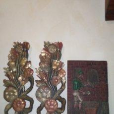 Antigüedades: TOTE DE CUADROS DE MADERA. Lote 269313643